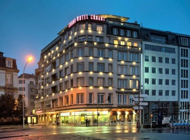 Grand Hotel Cravat Luxemburg 4 Nächte