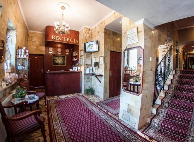 Hotel Galicja bei Krakau inkl. Halbpension