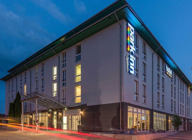 Park-Inn-by-Radisson-Goettingen-Aussenansicht